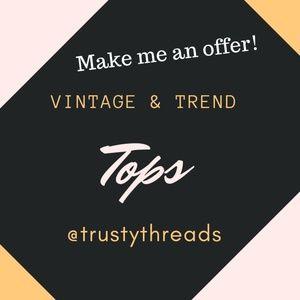 Tops @trustythreads